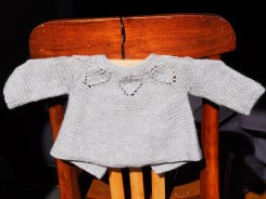 Pull feuilles