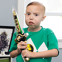 Landon needs your help in fighting for kids health!