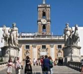 The Capitoline Hill Cordonata