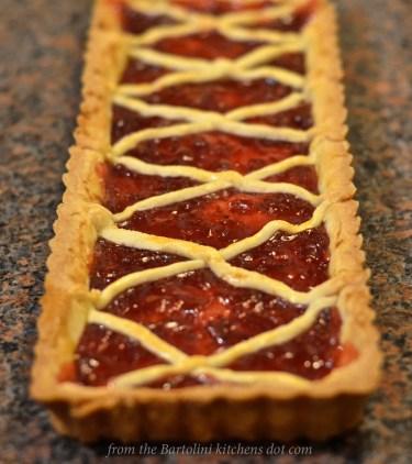 Cherry Crostata 4