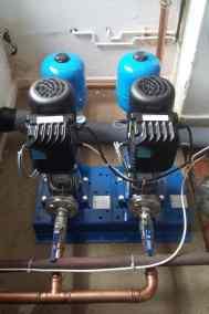 Pump Install