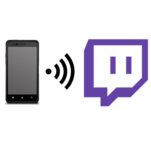 How to stream from your phone's camera to Twitch - chhopsky tv