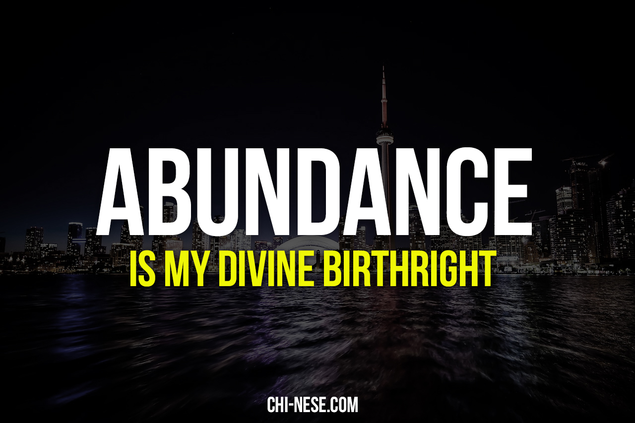 The 8 Most Powerful Abundance Affirmations images