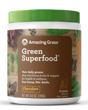 Amazing Grass GreenSuperfood Chocolate
