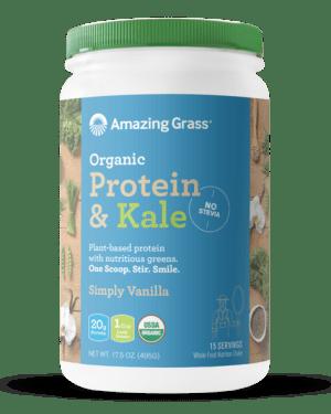 Amazing Grass Protein Kale Vanilla