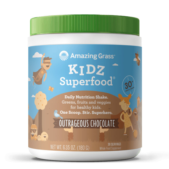 Amazing Grass Kidz Superfood vị Chocolate
