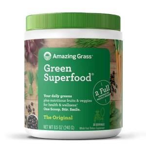 Amazing Grass Green Superfood dòng Original vị nguyên bản