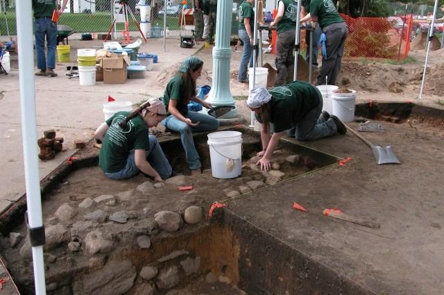 Campus Archaeology Online Exhibit