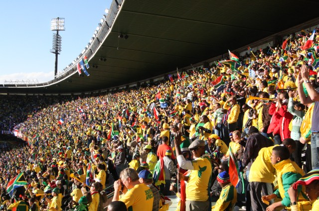 Imbiza: A Digital Repository of the 2010 World Cup in South Africa