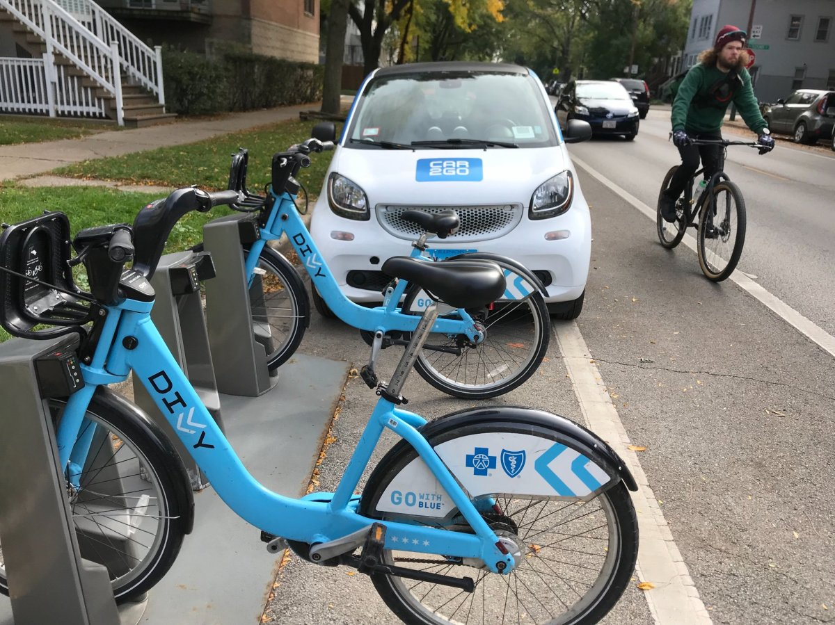 Car2go Is Offering Chicagoans 20 In Free Credit To Roll To The