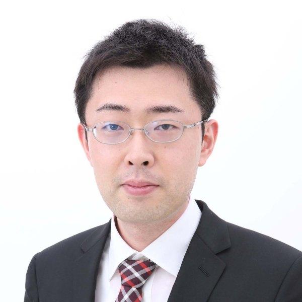 Portrait of Koji Yatani