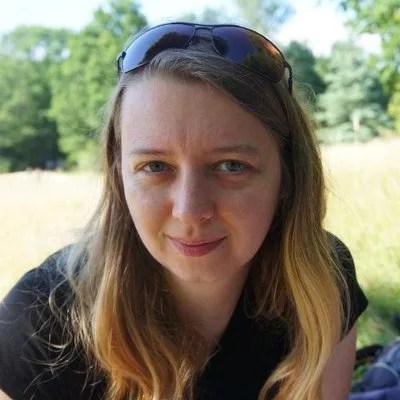 Portrait of Katarzyna (Kathy) Stawarz