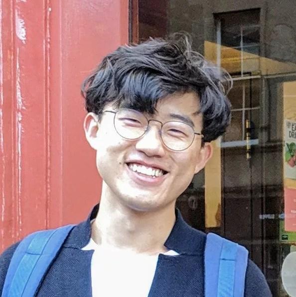 Portrait of Mingrui Ray Zhang