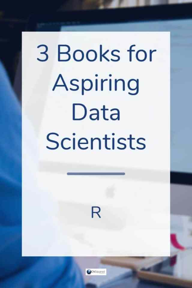 Do you want to get into data science and need to learn R? Here you ahve three great R books every data scientist should read. #rprogramming #datascience