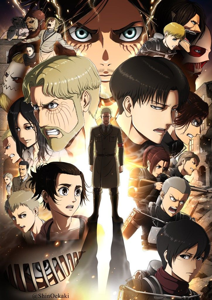 Attack on Titan Final Season
