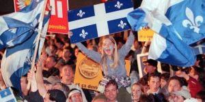 Nouvelle sections: Indépendance du Québec