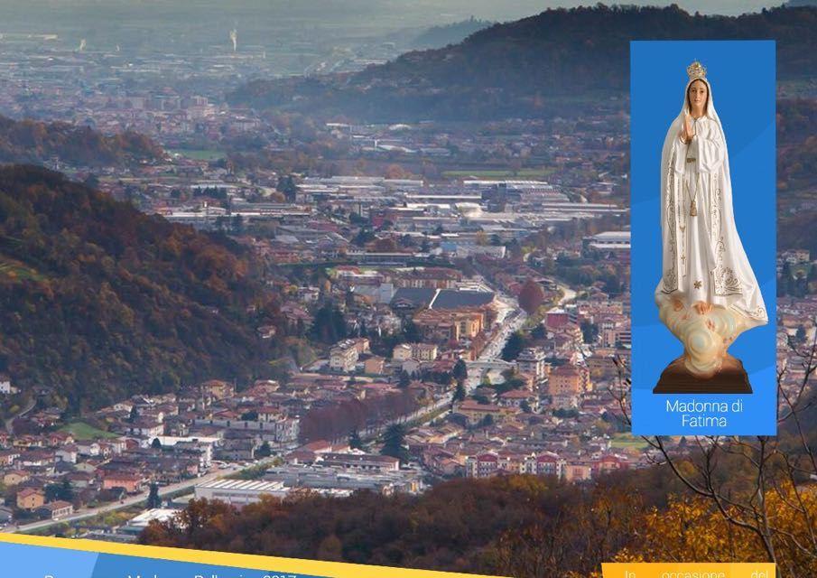 Madonna Pellegrina di Fatima