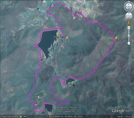 Huay Lan 3 Dams Hike 25-03-2012
