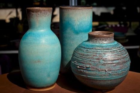 turquoise glaze