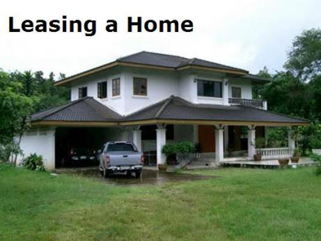 30 Year Leasing for Homes in Chiangrai?