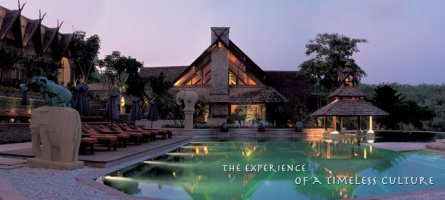 Anantara Golden Triangle Resort – Review