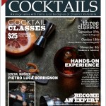 Classic Italian Cocktails: Mixology series with Pietro Luca Bordignon – 9/27/18
