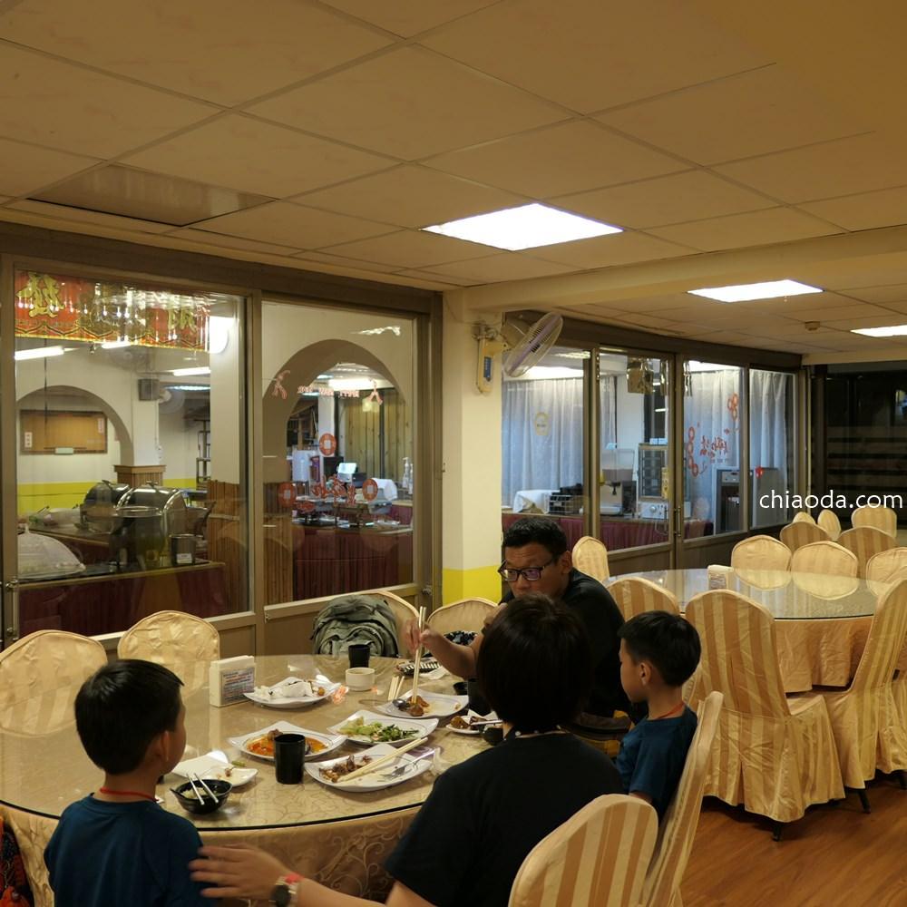 天祥青年活動中心 太魯閣午晚餐推薦 簡易臺式自助晚餐 價格,餐點內容大公開 - 貪吃巧達