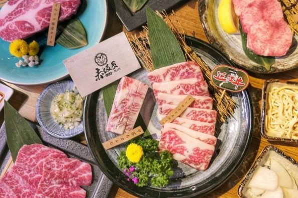 赤坂屋日式燒肉|台灣最老燒肉店 日本各區各部位的和牛任你選!