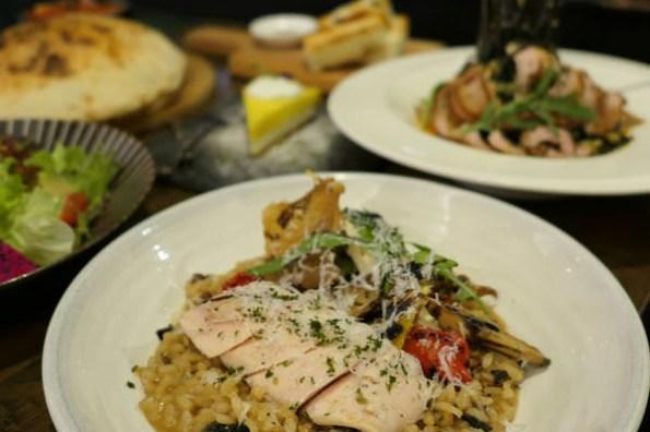 二驢餐酒館|柳川旁精緻餐酒館 餐點都很有層次與特色