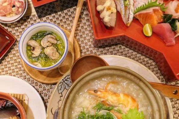 台中西區|和食望月 隱藏在向上市場的無菜單日式料理!