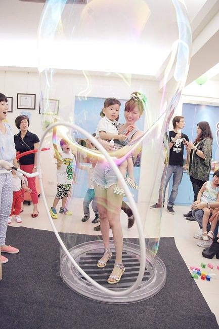 大頭安三歲的奇幻生日派對MY GYM