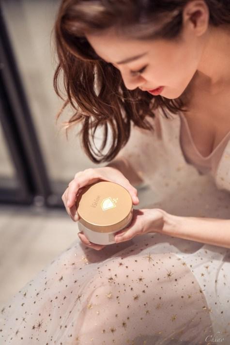 愛閃耀卸妝洗面乳開箱|四合一鑽石胜肽卸洗膏