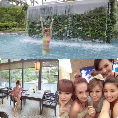 女孩們的大板根森林溫泉渡假村吃喝玩樂太high(新館)