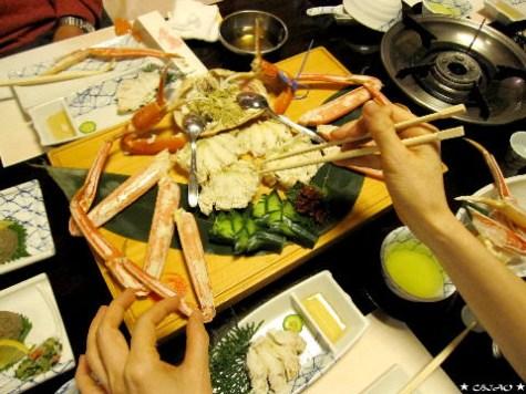 【東京 二】好吃到累昏都甘願的KANI道樂