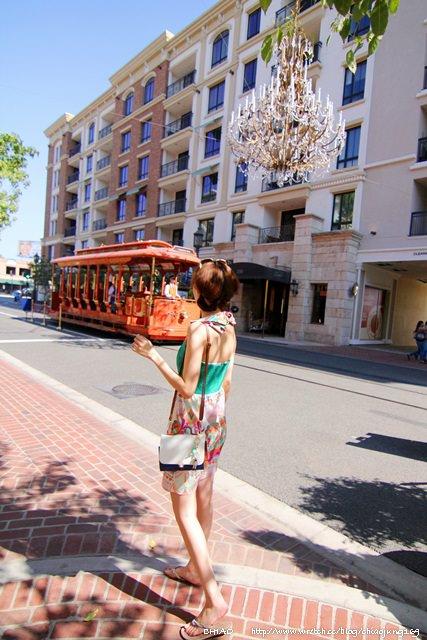 加州_夢境般的度假購物城The Americana at Brand