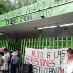 Manifestarse en contra del gobierno, es parte de su formación: Brito Mazariegos sobre alumnos normalistas