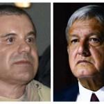 AMLO conmovido por la sentencia de «el chapo» Guzmán
