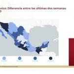 Chiapas, Tabasco, Michoacán, Guerrero, Morelos y Sonora con mayor movilidad de casos Covid-19