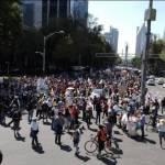 5 mil 700 personas asisten a «marcha del millón» en apoyo a AMLO