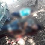 FGE abre investigación por asesinato de tres personas en Carranza