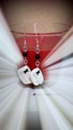 orecchini in fimo borsette