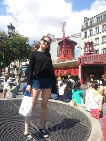 parigi moulin rouge
