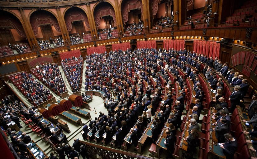 Parte l'appello Scienza in Parlamento