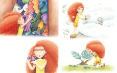 What color to wear (Mascot Books)
