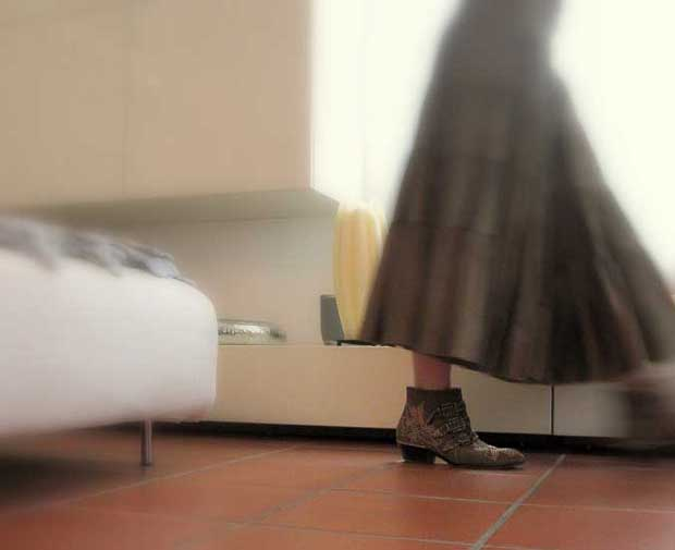 Chiara's room_chloé booties 2