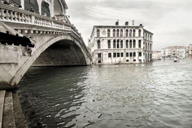 Ponte di Rialto, Mario Vidor