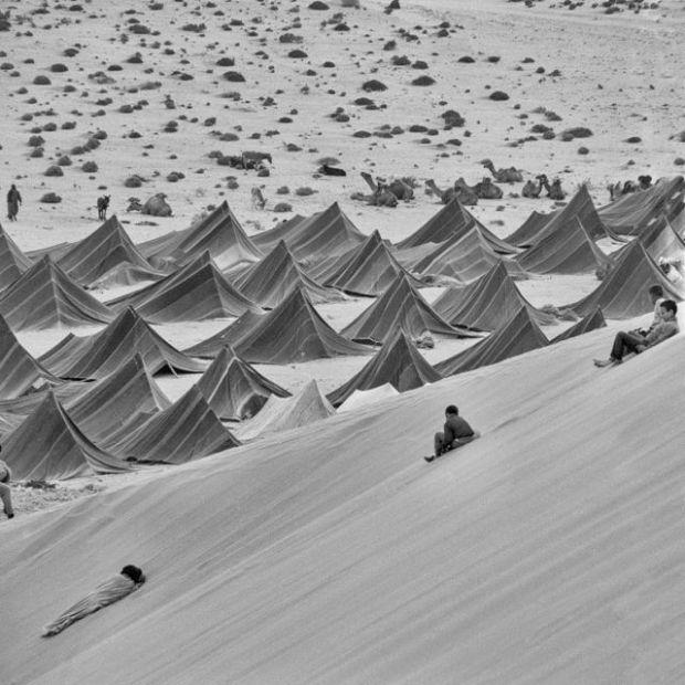 Riposo sulla duna