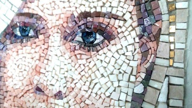 GIAMPIETRO BISARO mosaico
