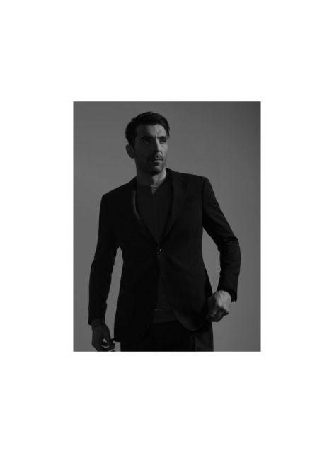 Gigi Buffon fotografato da Mattia Balsamini