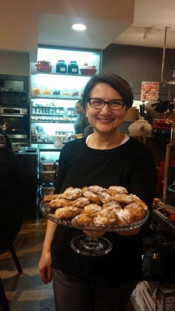 Grazie alla regia impeccabile di Arianna Melissa, titolare di Cucina 33, il corso è risultato interessante e adatto ad ogni genere di pubblico, sia ai professionisti dei fornelli, che a quelli meno preparati.